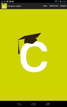 CampusLeben poster