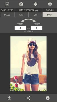 Image Size - Photo Resizer apk screenshot