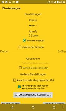 GSApp - Gymnasium Sonneberg apk screenshot
