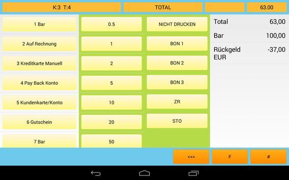 Xenia Droid 1.0 POS Client apk screenshot
