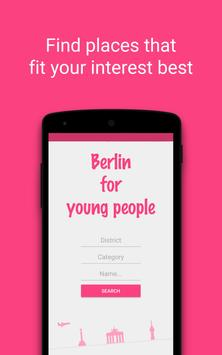 Young Berlin poster