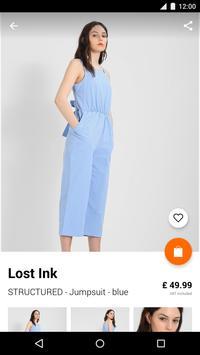 Schermata apk Zalando - Scarpe e moda online
