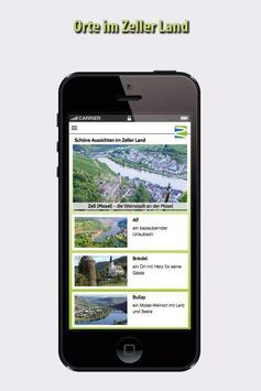 Zeller Land App poster