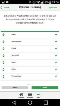 TA News-App apk screenshot