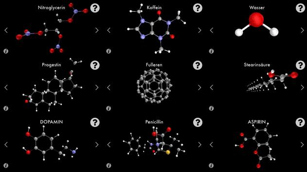 Molecules poster
