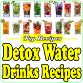 Detox Water Drinks Recipes icon