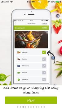 Detox Pro Diets and Plans - For a healthier you screenshot 3