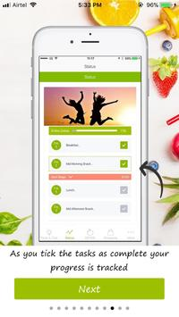 Detox Pro Diets and Plans - For a healthier you screenshot 1