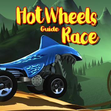 Guide Hot Wheels Race poster