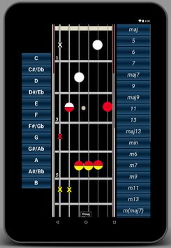 Guitar Chords apk screenshot
