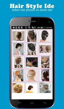 Women Hair Style Ideas screenshot 1