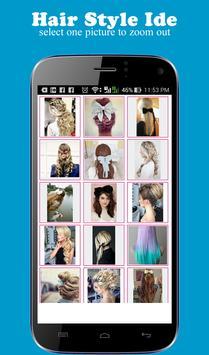 Women Hair Style Ideas screenshot 2