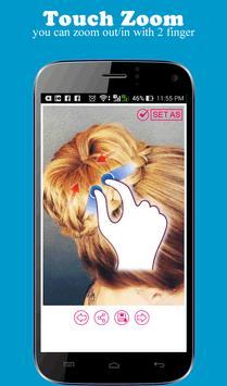 Women Hair Style Ideas screenshot 4