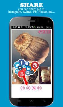 Women Hair Style Ideas screenshot 5