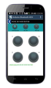 Bluetooth Control for Arduino screenshot 2