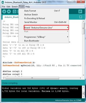 Bluetooth Control for Arduino screenshot 7