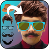 Icona Brewok dan Kumis Photo Editor