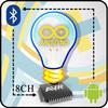 Bluetooth Controller 8 Lamp 圖標