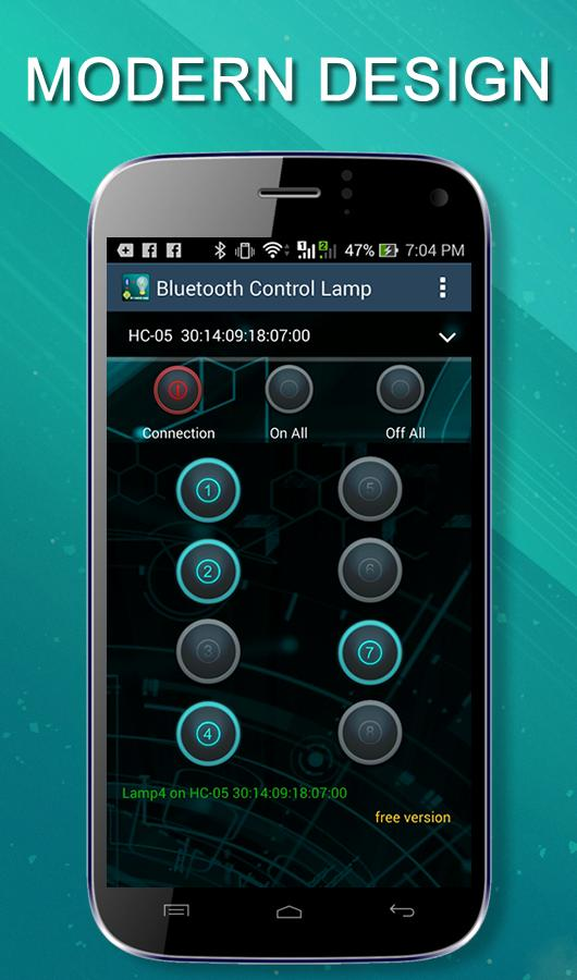 Bluetooth Controller 8 Lamp for Android - APK Download