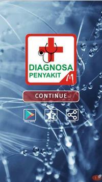 Diagnosa Penyakit poster