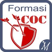 Formasi Pertahanan COC icon