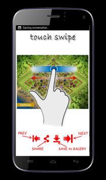 Formasi Pertahanan COC screenshot 2