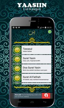 Surat Yasin Mp3 dan Tahlil screenshot 1