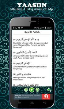 Surat Yasin Mp3 dan Tahlil screenshot 3