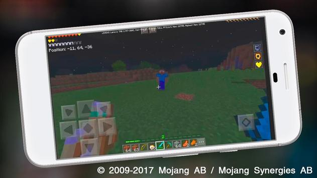 Herobrine mod Minecraft - Find Herobrine in MCPE! screenshot 8