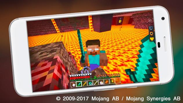 Herobrine mod Minecraft - Find Herobrine in MCPE! screenshot 10