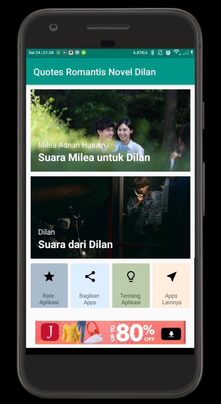 Kata Kata Romantis Dilan 1990 For Android Apk Download