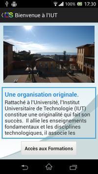 iut Nice Côte d'Azur apk screenshot