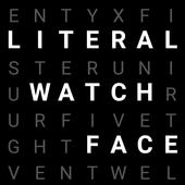 Literal WatchFace icon