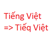 Translate Vietnamese icon