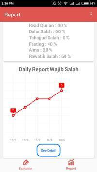Moslem Worship Evaluation screenshot 3