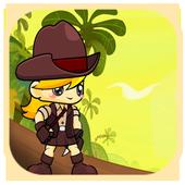 Girl Jungle Adventure icon