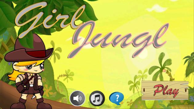 Girl Jungle Adventure poster