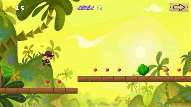Girl Jungle Adventure apk screenshot