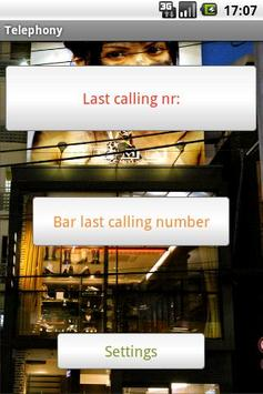 Barring Phone Numbers poster
