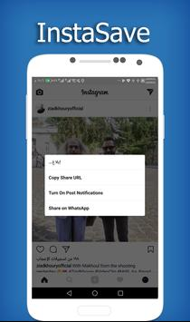 InstaSaver for Instagram apk screenshot