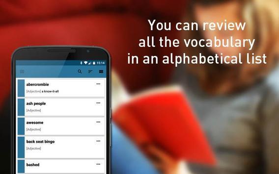Word Book screenshot 1