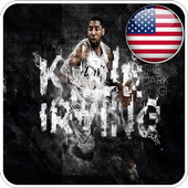 Kyrie Irving wallpapers HD icon