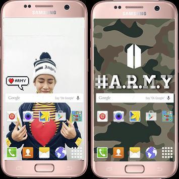 BTS wallpapers KPOP screenshot 1