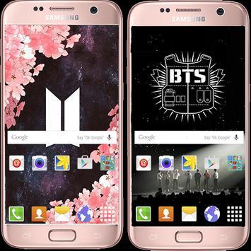BTS wallpapers KPOP screenshot 2