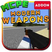 Modern Guns MCPE Addon icon