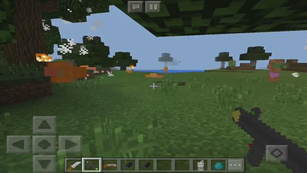 Modern Guns MCPE Addon screenshot 19