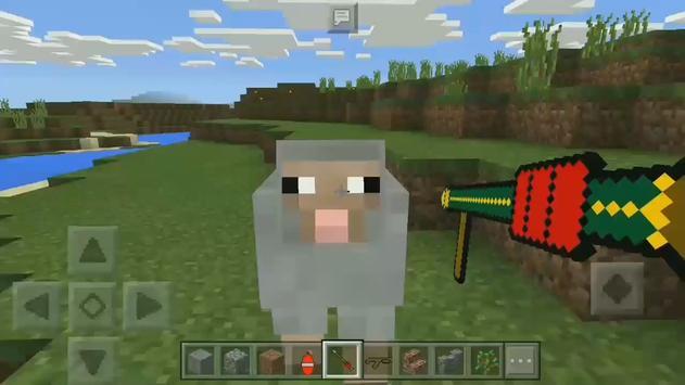 Modern Guns MCPE Addon screenshot 5