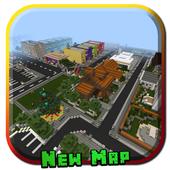 UKS City Map icon