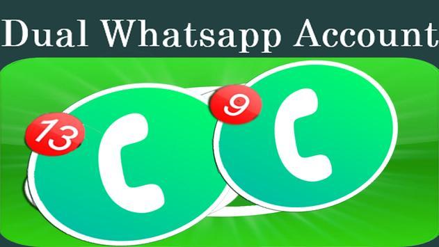Dual Whatsapp Messenger guide for Android screenshot 8