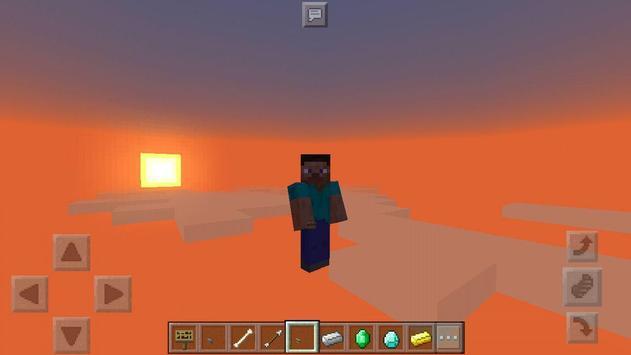 Mega Skyblock MCPE Map screenshot 17